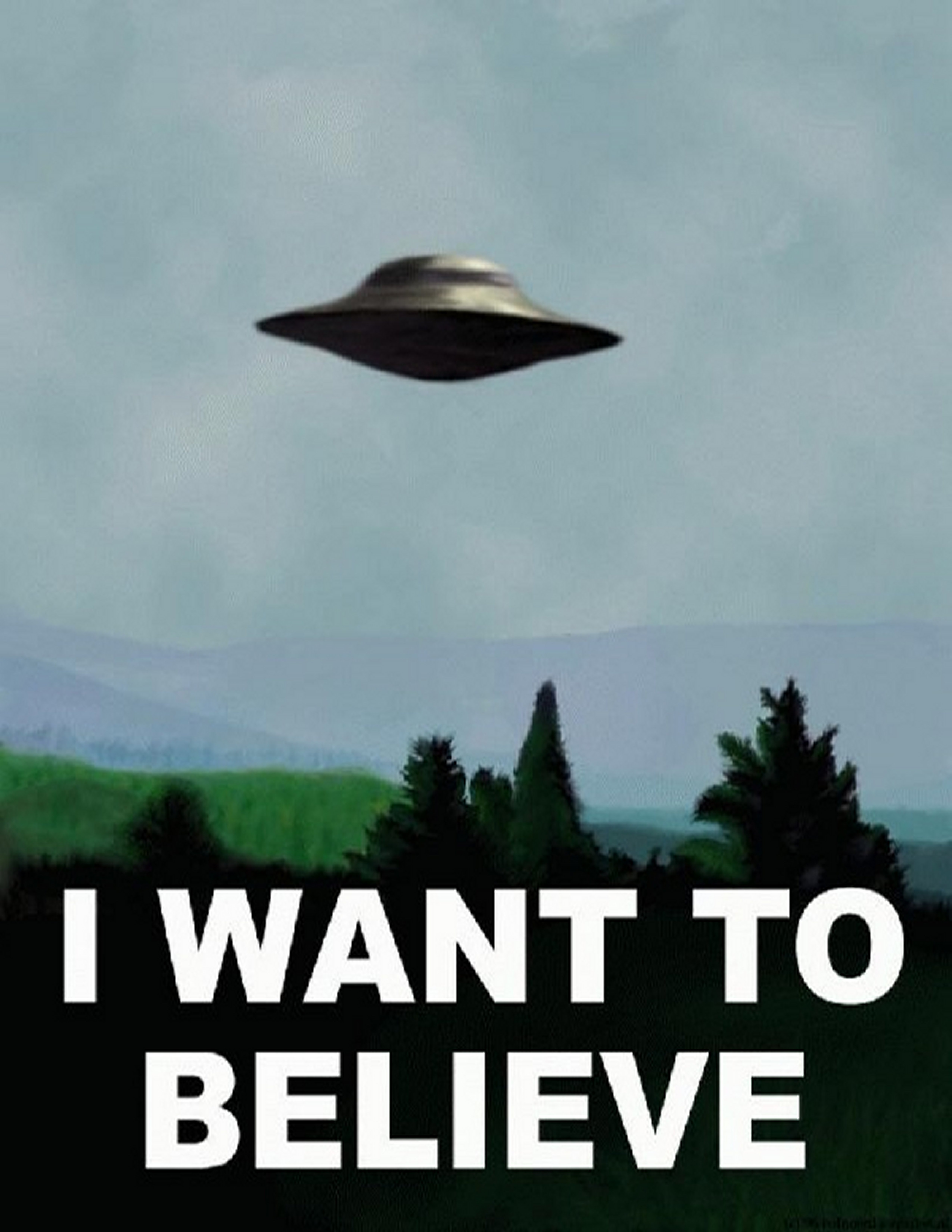 10 Things The X-Files Taught Me | Alyssa Waugh X Files I Want To Believe Ending